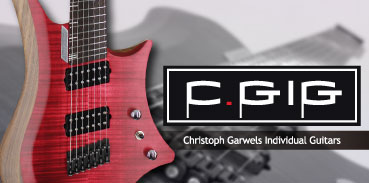 Christoph Garwels Individual Guitars : Germany