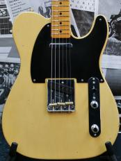MBS ''DIRECTORS CHOICE'' 1953 Telecaster Journeyman Relic -Nocaster Blonde- by C.W.Fleming【全国送料無料!】【