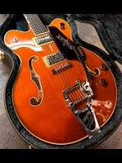 G6620T Players Edition Nashville Center Block Double-Cut,-Round-Up Orange-【金利0%!!】