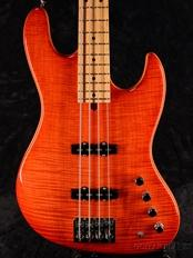 M4 AAAAA Flame Maple/Alder - Fire Orange/Maple -【Bartolini NTBT】【48回金利0%対象】【全国送料無料】