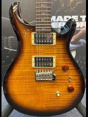 35th Anniversary SE Custom 24 -Black Gold Burst 【B48259】【限定品】【全国送料無料!】【金利0%!!】