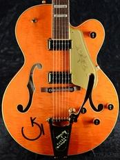 【グレッチフェア】G6120T-55 VS Vintage Select Edition '55 Chet Atkins Western Orange Stain【3.25kg】