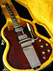 ~Historic Collection~ 1964 SG Standard Reissue w/ Maestro Vibrola VOS -Cherry Red-【#097672】【3.27kg】