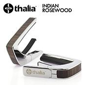 Exotic Wood INDIAN ROSEWOOD -Chrome- │ ギター用カポタスト