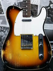 MBS 1960 Telecaster Custom Relic -3 Color Sunburst- by Dennis Galuszka 2017USED!!【全国送料無料!】【48回金利0%対象