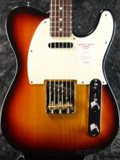 Hybrid 60s Telecaster -3-Color Sunbaurst-【期間限定FE610プレゼント!!】【金利0%!】【全国送料無料】