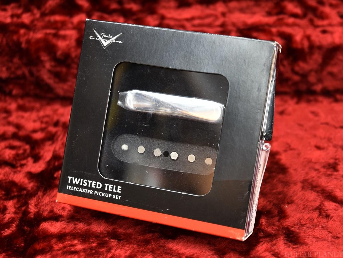 Fender Custom Shop Twisted Tele Set